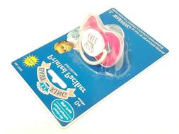 NEW BABY KING WILD AND FREE SOFT SILICONE PACIFIER BINKY 0+