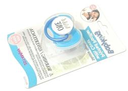 NEW BABY KING WILD ONE SOFT SILICONE PACIFIER BINKY 0+ MONTH