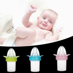 Newborn Baby Infant Pacifier Feeder Liquid Medicine Dispense