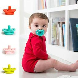 Newborn Infant Baby Pacifier Silicone Soother Nipple Teether