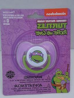 NINJA TURTLES Baby Pacifier NEW Blue ~ FREE SHIP ~ DONITELLO