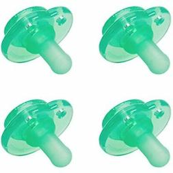 Nookums Paci-Plushies Replacement Pacifier 4 Pack  Baby