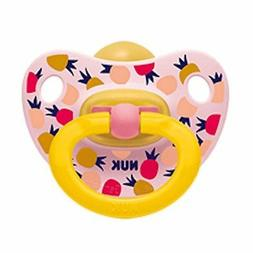 NUK Classic Pacifier Happy Days Orthodontic 18-36 Months BPA