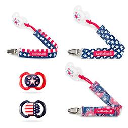 orthodontic pacifier pacigrip clip