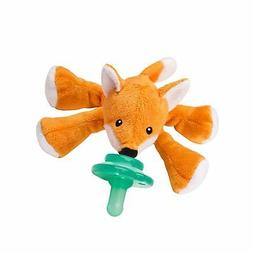 Nookums Paci-Plushies Shakies - Fox Pacifier Holder