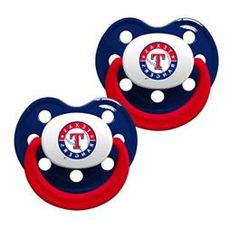 Baby Fanatic Pacifier, Texas Rangers