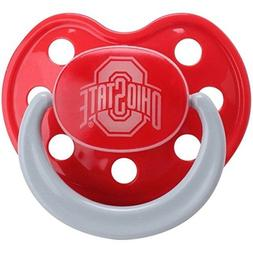 Baby Fanatic Pacifier - Glow In The Dark  - Ohio State Unive