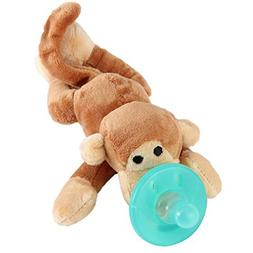 Evedy Baby Pacifier Toy, Washable Funny Animal Pacifier Hold