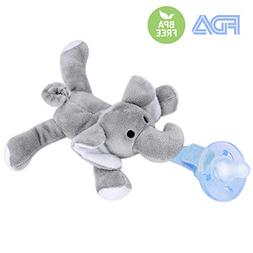 Baby Pacifier, Prevent Deformation and Discoloration, Detach