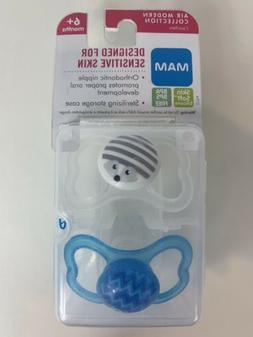 MAM Pacifiers 2 Pack Air Modern Collection 6+ Months Sensiti