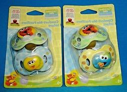 Sesame Street Pacifiers For Baby shower Decorations