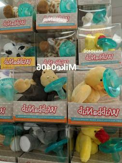 Wubbanub Pacifiers - Various animals