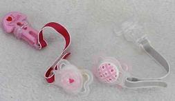 MAM Pacifiers with Pacigrips , Orthodontic, Start, 0+ Months