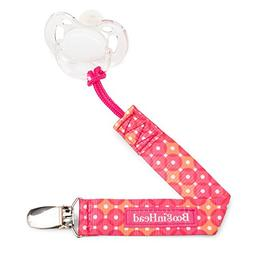 BooginHead PaciGrip Pacifier Clips - Dottie