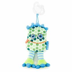 BooginHead PaciPal Universal Pacifier Leash - Monster Hopper