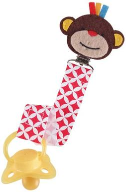 Mud Pie Pacy Clip, Monkey 2112127