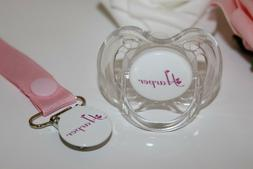 Personalized Pacifier AVENT,Pacifier & Clip *CAN BE STERILIZ