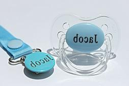Personalized Pacifier AVENT Style available, Pacifier & Clip