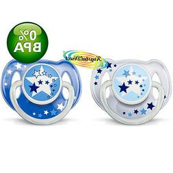 Philips Avent SCF176/22 Glow In The Dark Night Time Soother