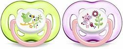 Philips SCF186/25 Avent Freeflow soothers