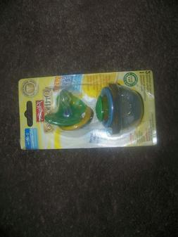 Playtex ortho pro pacifier 0-6 month  new