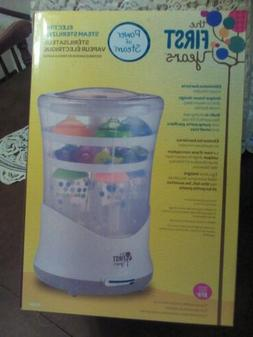 The First Years Power of Steam Electric Steam Sterilizer NIB
