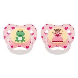 Dr. Brown's Prevent Classic Explore Pacifier, Pink, Stage 3,