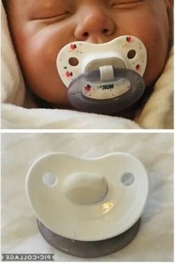 Reborn Doll Putty NUK Pacifier No Magnet Needed Boy Girl
