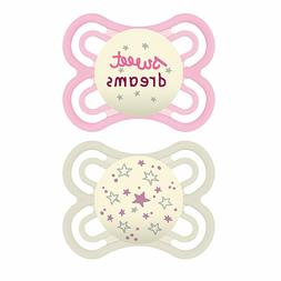 MAM Glow In The Dark Perfect Night Collection 0 - 6m Pacifie