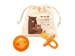 Sweetie Rubber Pacifier Natural Rubber Pacifier Rounded 1 Co
