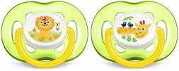 Philips SCF186/23 Avent Freeflow soothers