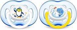 Philips SCF186/24 Avent Freeflow soothers