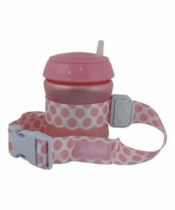 PBnJ Baby SippyPal Sippy Cup Holder Strap Leash Tether & Pac