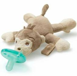 Philips Avent Soothie Snuggle Pacifier, 0-3 Months, Monkey