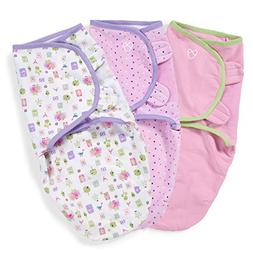 SwaddleMe 3-Pack - Who Loves You