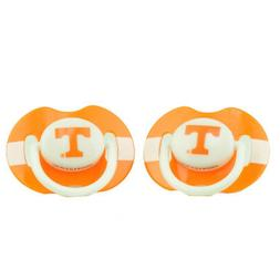 tennessee volunteers vols orthodontic pacifiers infant 2