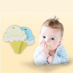 Eco Friendly Baby Teething Toys Teething Relief Pacifier Sil