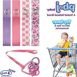PBnJ baby Toy Saver Strap Holder Leash Secure Accessories He