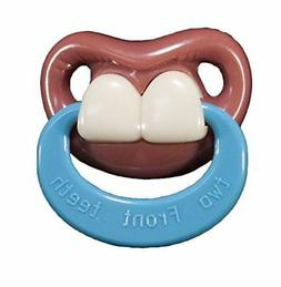 Two Front Teeth w/ Ring-Billy Bob Pacifier-Pacifier With Per