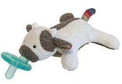 Mary Meyer WubbaNub Infant Pacifier ~ BooBoo MooMoo Cow