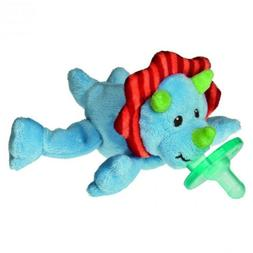 Wubbanub Infant pacifier with plush toy - Mary Meyer Edition