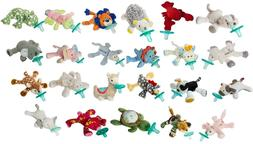 WubbaNub Plush Infant Soothie Pacifier by Mary Meyer, Baby S